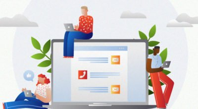 Como otimizar os e-mails em um sistema de help desk?