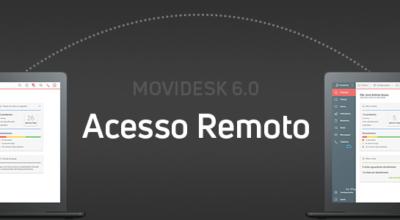 Acesso Remoto da Movidesk – Sistema de Help Desk
