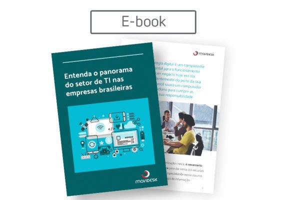 [E-Book] Entenda o panorama do setor de TI nas empresas brasileiras