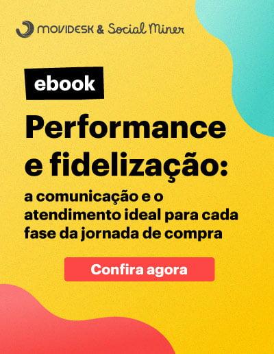 Performance e fidelização