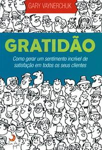 Gratidão - Livros sobre satisfação do cliente