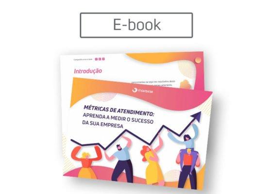 [E-book] Métricas de atendimento: aprenda a medir o sucesso da sua empresa