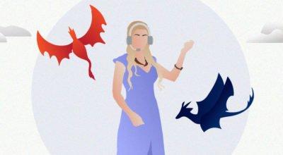 Dicas de atendimento da Daenerys Targaryen