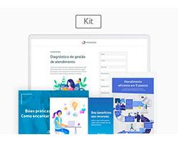 Kit rentenção de clientes