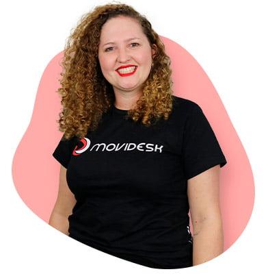 Dani, product owner da Movidesk e futuro do atendimento!