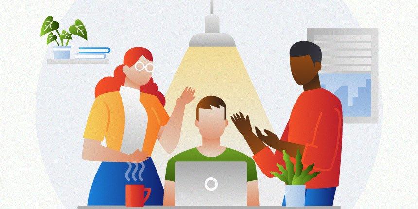 Como melhorar seu ambiente de trabalho