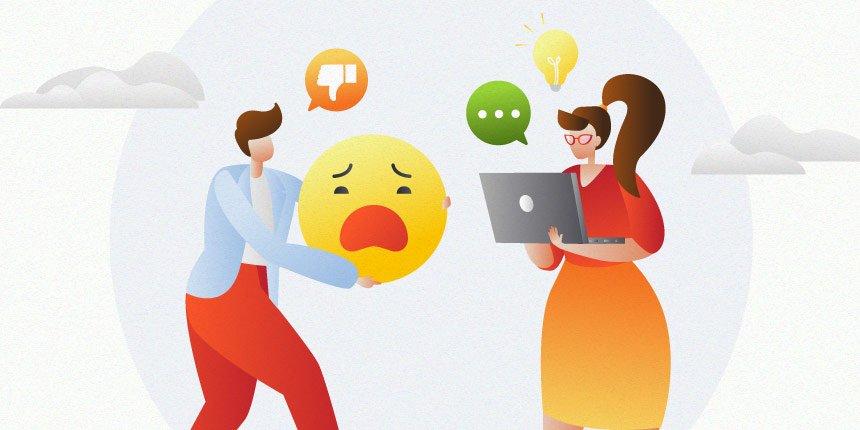 Reclamação do consumidor: Você sabe contornar essa situação?