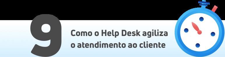 Como o Help Desk agiliza o atendimento ao cliente