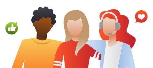 Customer Experience: sua equipe unida por uma só filosofia, de trabalhar em união pelo bem do cliente