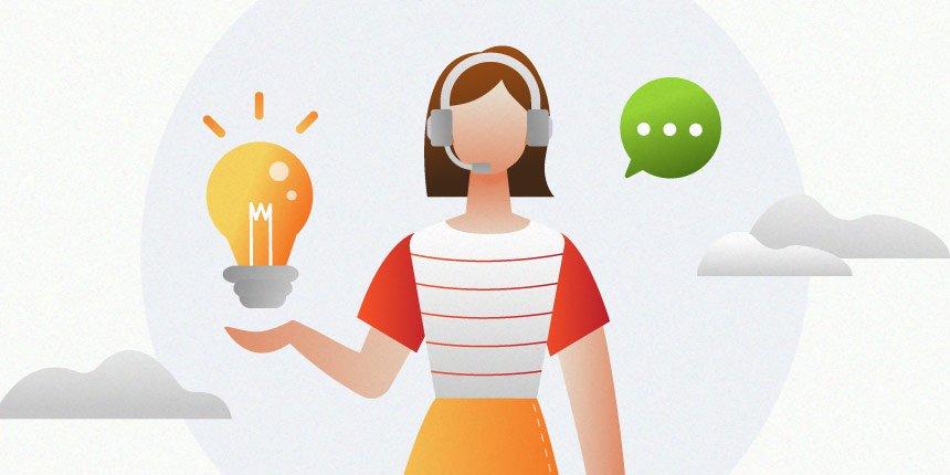 inovações no atendimento ao cliente