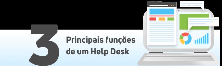 Principais funções de um Help Desk
