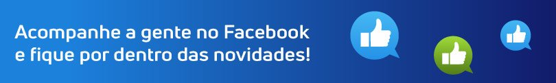 Curta a página da Movidesk no Facebook e fique por dentro de todas as novidades.