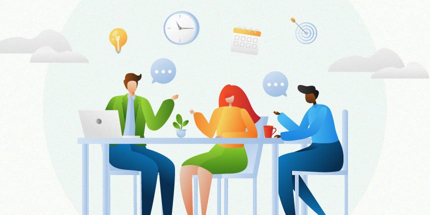 comunicação em projetos