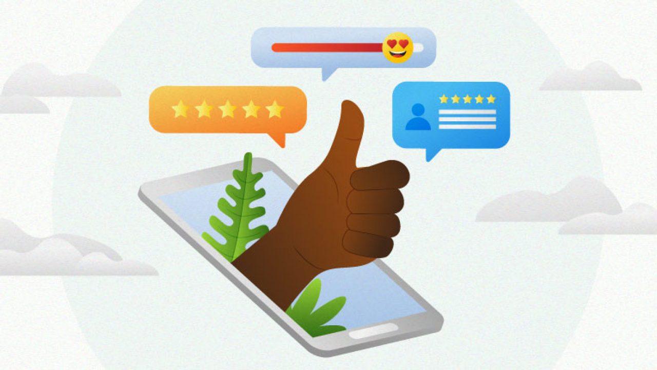 Guia completo do feedback positivo para empresas – Blog do Movidesk