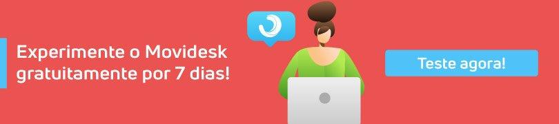 Movidesk - Teste gratuitamente a ferramenta perfeita para uma empresa de software