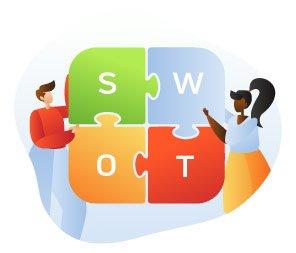 Ferramentas de gestão empresarial: análise SWOT