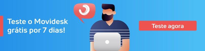 Teste grátis o Movidesk para melhorar a comunicação interna nas organizações