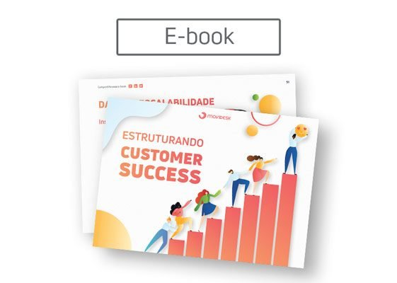 [E-book] Estruturando Customer Success