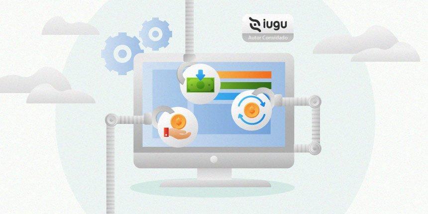 Automação financeira para melhorar a experiência do cliente