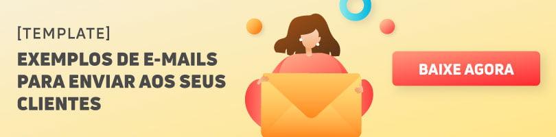 Modelos de e-mails para enviar aos clientes