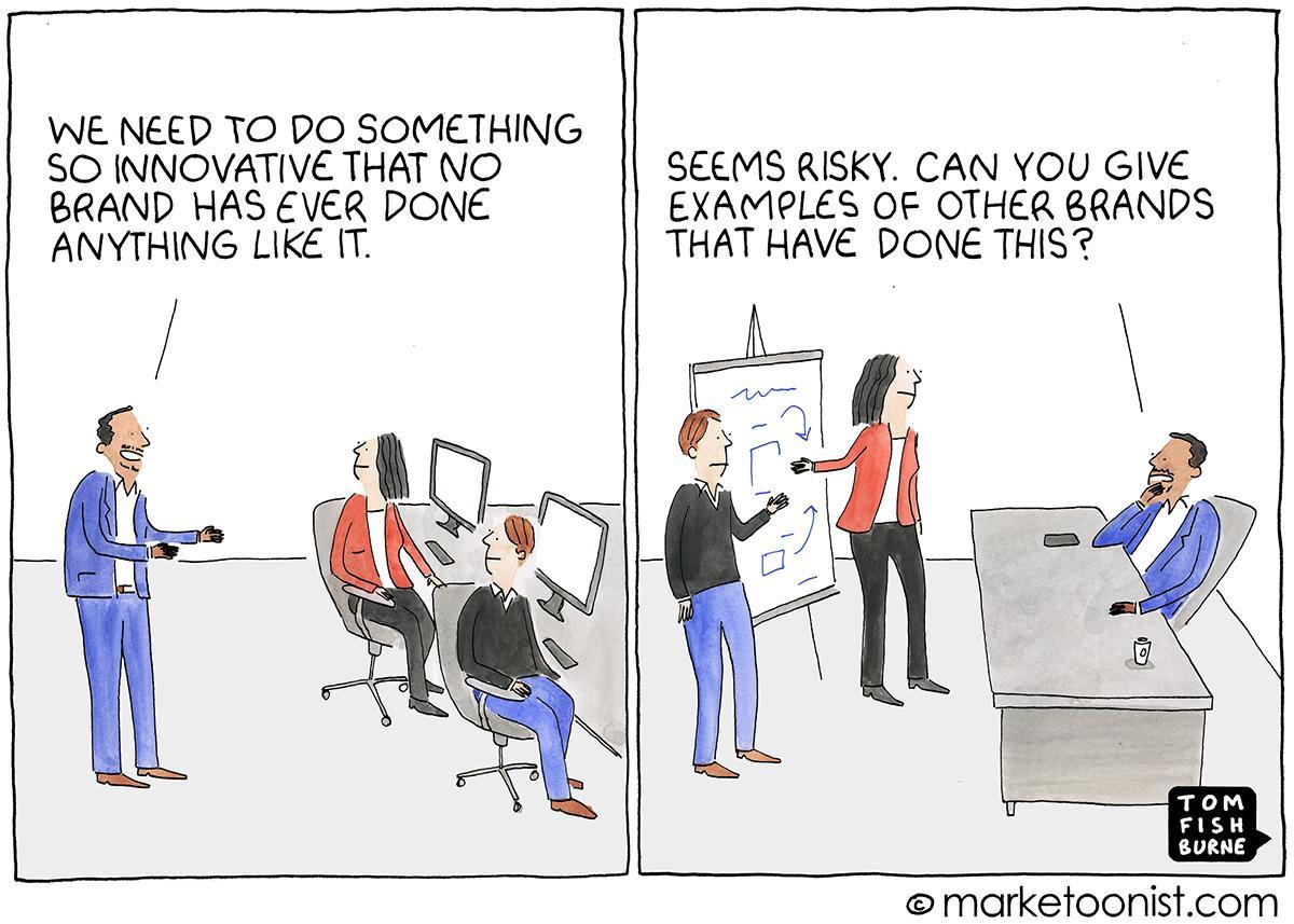 papel da liderança na inovação