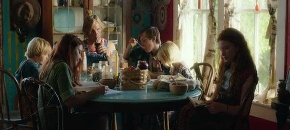 Cena do filme Capitão Fantástico