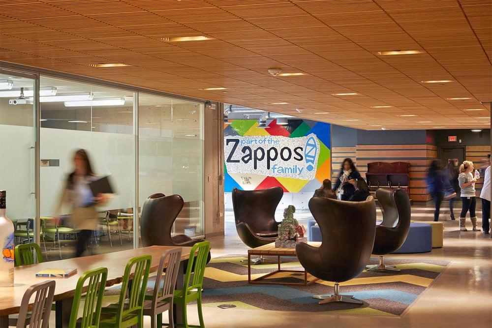 História da Zappos
