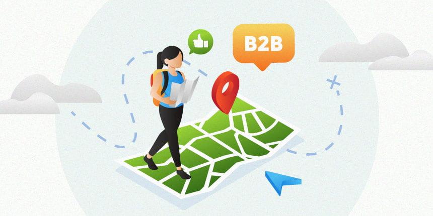jornada do cliente b2b