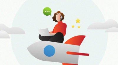 O que os unicórnios do mercado podem ensinar sobre atendimento ao cliente em uma startup?