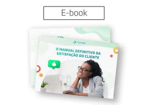[E-book] Manual definitivo da satisfação do cliente