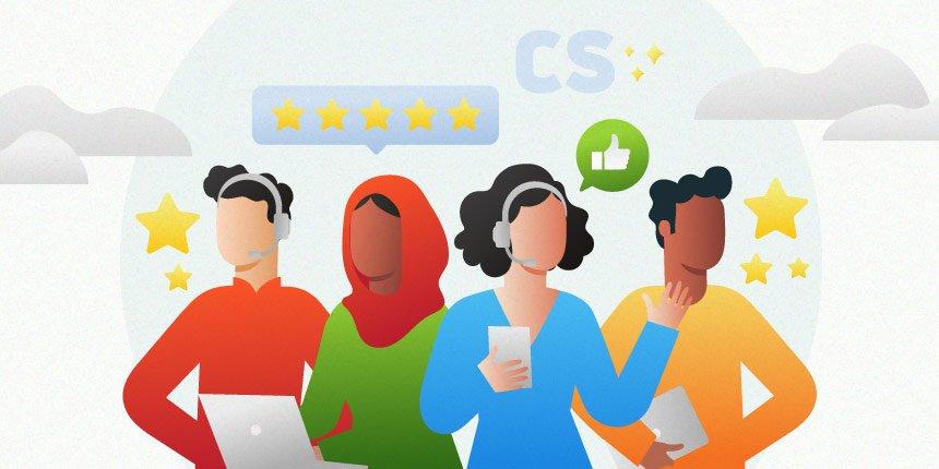 equipe de Customer Success