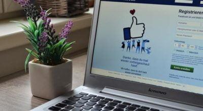 Facebook para engajamento