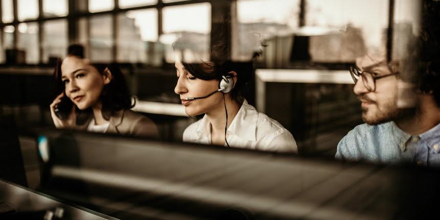 comunicação centralizada