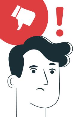 Onde você está falhando com o seu cliente?