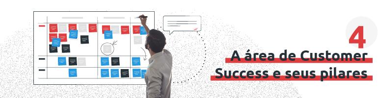 Os pilares da área de Customer Success
