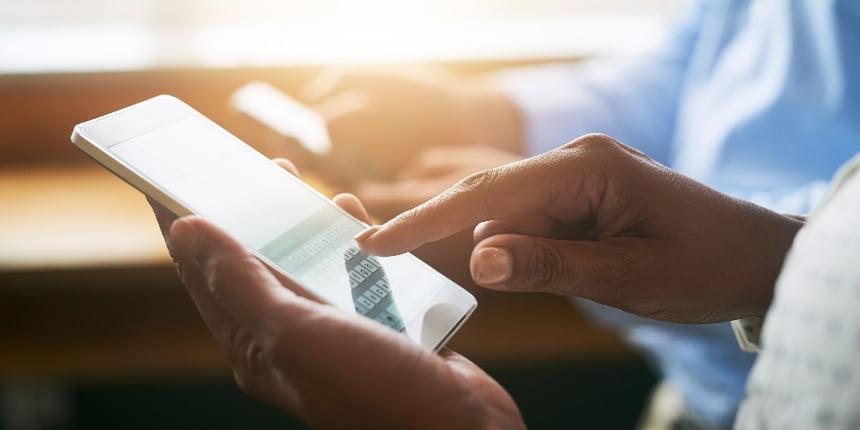 SMS no atendimento